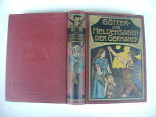 gotter und heldensagen der germanen dieux et légendes héroiques germanie ca 1900