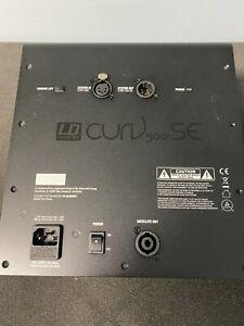LD SYSTEMS CURV 500SE MODULE (NON-MIX) NEW IN BOX