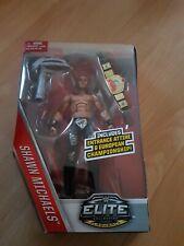 WWE Mattel Elite Lost Legends Shawn Michaels mit European Title Neu OVP
