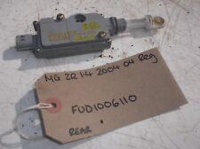 MG ZR 1.4 3dr 2004 04 Reg Tailgate Central Locking Solenoid FUD1006110
