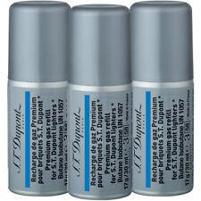 ST DUPONT BLUE BUTANE GAS FUEL REFILL FOR LE GRAND LIGNE LINE 2 8 D URBAN SOU X3