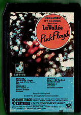 MFD IN CANADA1972 ROCK 8 TRACK TAPE CARTRIDGE PINK FLOYD LA VALLEE : OBSCURED BY