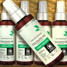 Urtekram Cellulite Oil GREEN MATCHA 100ml Massageöl Körperöl bio Naturkosmetik