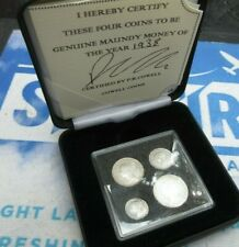 More details for victoria maundy money 1838 - 1887 young head ref spink 3916 boxed with cert