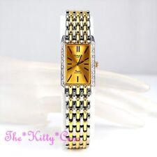 Relojes de pulsera Clásico de plata de acero inoxidable