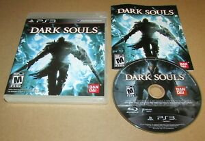 Dark Souls for PlayStation 3 PS3 Complete Fast Shipping