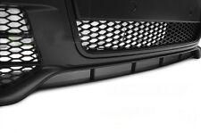 PARE CHOC, CALANDRE AUDI A4 04-08 RS STYLE BLACK PDC