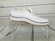 Women's KEDS White leather Sneakers Shoes Sizes 8 WH-06836M