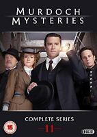Murdoch Mysteries - Series 11 [DVD][Region 2]