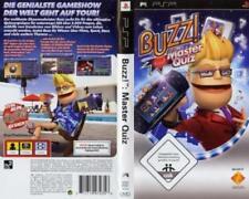 Buzz Master Quiz - Sony Playstation PSP