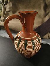 Cruche-Vase Céramique Emaillée
