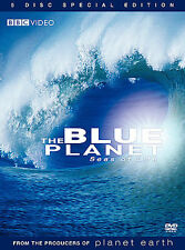 The Blue Planet: Seas of Life (DVD, 2008, 5-Disc Set, Special Edition) E56