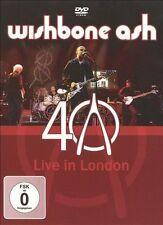 Wishbone Ash 40: Live in London (DVD, 2009)