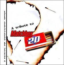 Tribute to Matchbox Twenty (CD, Jul-2003, Tributized) New, Factory Sealed!