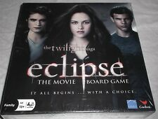 THE TWILIGHT SAGA ECLIPSE THE MOVIE BOARD GAME BRAND NEW