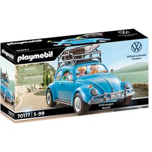 Playmobil Volkswagen VW Beetle Playset with Figures & Accessories 70177