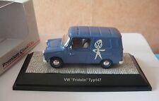 199  Premium ClasiXXs 11201 Vw Fridolin Typ 147 Bleu 1/43