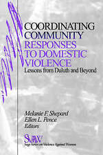 Coordinating Community Responses to Domestic Violence: Lessons from-ExLibrary
