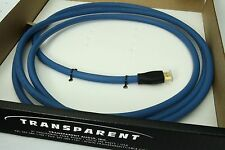 "NEU! Transparent ""High Performance HDMI Cable"" Kabel, Digital Video HPHDMI10 NEW"