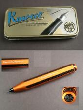 Kaweco CARBONIO Sport penna a sfera in alluminio in Arancione SPECIAL EDITION #