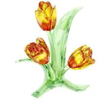 New Swarovski Tulips 5302530 Nature Collection Flower Crystal Large Plant
