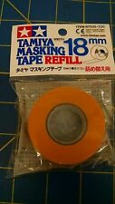 Tamiya 87035 Masking Tape 18mm Refill Ships from America From Mid America