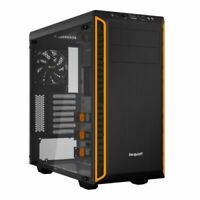 NEW! Be Quiet! Pure Base 600 Gaming Case With Window Atx 2 X Pure Wings 2 Fans O