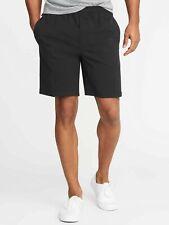 """OLD NAVY Built-In Flex Drawstring Jogger Shorts for Men(9"""") sz Large NWOT RRP$50"""