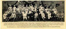 2. Hannoversches Dragonerregiment Nr.16 Stiftungsfest in Lüneburg Offiziere 1903