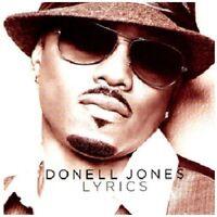 Donell Jones - Lyrics [CD]