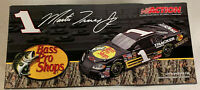 Martin truex Jr. #1 bass pro shop's 2005 monte carlo 1/24 scale 1 of 3288 action