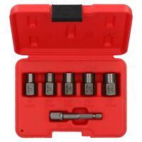 """6pc 3/8"""" ou fraise Boulon extracteur roue écrou Remover Set de 6 mm - 12,7 mm"""