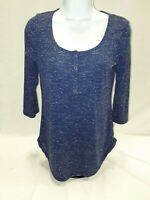 Women's Small Dark Blue Delia's Long Sleeve T-Shirt