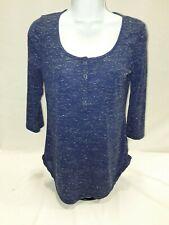 Women's Small Dark Blue Delia's Long Sleeve T-Shirt