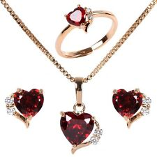 Cubic Zirconia Fashion Jewellery Sets