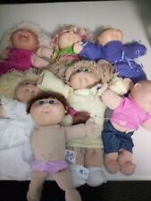 Cabbage patch dolls X6