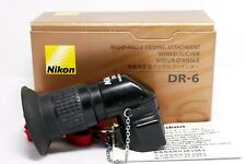 Nikon DR-6 Right Angle Viewfinder w/Box **Excellent** #A026c