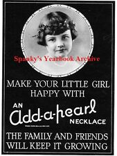 1921 Chicago Falkner Girls School Yearbook~Photos~History~Baby Pics~Local Ads~++