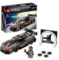 LEGO SPEED CHAMPIONS MCLAREN SENNA MODEL TOY CAR 75892