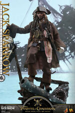 PIRATES of the CARIBBEAN: JACK SPARROW DELUXE 1/6 Action Figure 12″ HOT TOYS