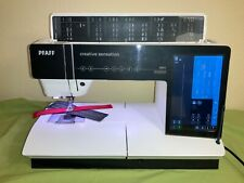 Pfaff Creative Sensation in Excellent Condition, Fully Serviced!