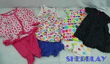 Lot Toddler Little Girl Clothes Size 6 Months Mixed Lot Tops Bottoms Outfits