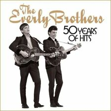The Everly Brothers - 50 Years of Hits [CD]