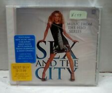 Sex And The City Sealed CD Soundtrack