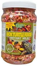SAN FRANCISCO BOX TURTLE HEALTHY HERP FOOD ADD WATER BULK 5.5 OZ. FREE SHIP USA