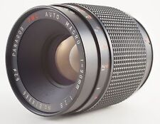 PANAGOR 90mm F/2.8 1:1 MACRO LENS FOR MINOLTA MC/MD 35mm FILM CAMERAS