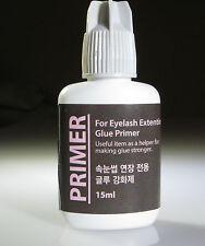 Fake Lash Extension Prep Primer Protein Remover for Eyelash Extensions