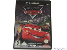 # Disney 's Cars (pixar) allemand Nintendo GameCube/GC jeu-top #