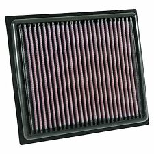 K&N Replacement Air Filter - 33-5034 - Fits Jeep Renegade & Fiat 500X