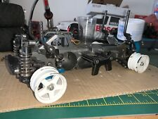 Tamiya M-03 Rolling Chassis With Hop-Ups - Used